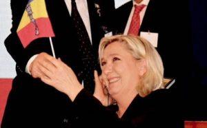 Marine Le Pen Roumanie