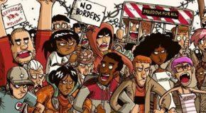 Madrid, Valencia, Roma, Athens, Budapest : alertas antifascistas !