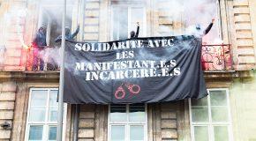 Bordeaux solidaire des manifestant.e.s incarcéré.e.s !