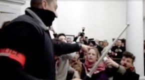 Clermont-Ferrand : ne pas se laisser intimider par la violence de l'État