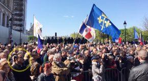 À Paris en mai, l'extrême droite fait ce qui lui plait (#1)