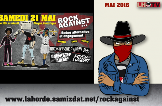 LA HORDE TV #2 – Mai 2016