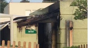 Corse : réaction à l'incendie de la salle de prière de Mezzavia