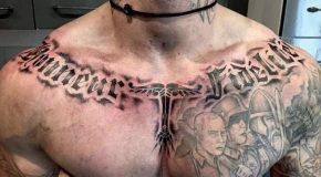 Nancy : pétition pour la fermeture d'un salon de tatouage néonazi