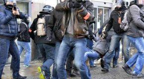 Répression du mouvement social : ne pas séparer la tête de son bras armé (Résistons ensemble, #153, juin 2016)