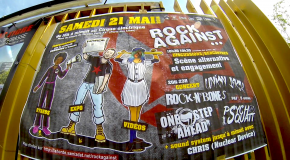 Rock Against : bilan de la journée en vidéo