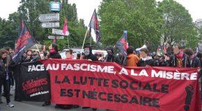 Chambéry : l'extrême droite n'a rien à faire sur nos lieux de travail !