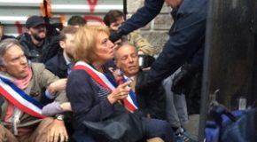 Paris XVe: expulsion de l'église Ste-Rita, fin d'un squat de fafs…
