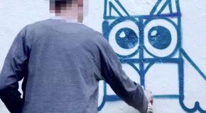 Berlin : artistes vs. croix gammées