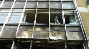 Grèce : attaque fasciste et complicité étatique contre  le squat Notara26