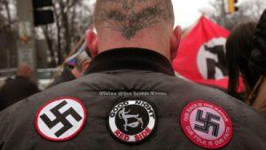 nazi avec good night red side