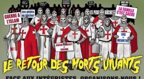 Lyon : Attaque fasciste sur la Croix Rousse et contre la librairie libertaire la Plume Noire