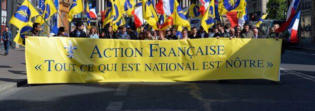 Manif de l'AF, mai 2013, Paris