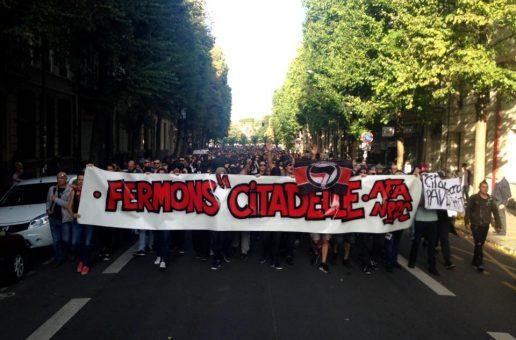 Lille : mobilisation réussie contre la Citadelle (photos)