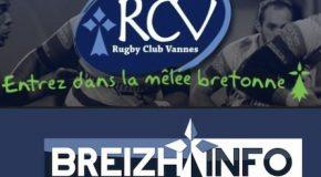 Vannes : le rugby club en partenariat avec un site d'extrême droite