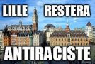 "Lille : Manifestation contre l'ouverture du local fasciste ""La Citadelle"" le 24 septembre"