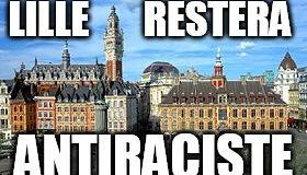 Lille : Manifestation contre l'ouverture du local fasciste « La Citadelle » le 24 septembre