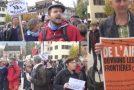 Annecy (74) : face à Gabriac et au FN, mobilisation antifasciste réussie