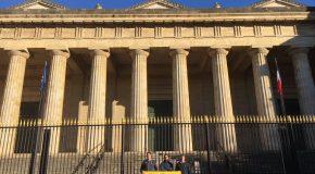 """Bordeaux : fiasco du """"meeting"""" identitaire"""