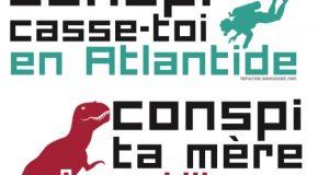 Nouveaux stickers anti-conspi et anti-soral