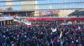 Suède : mobilisation antifasciste contre une marche néonazie