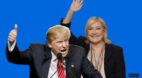 """Visa : """"Le Pen veut trumper les salarié-es !"""""""