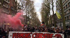 Lille : Tous dans la rue face aux identitaires : fermons la Citadelle ! Manifestation dimanche 23 à 14h