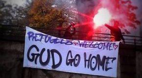 Nantes : PAS DE FACHOS DANS NOS FACS !