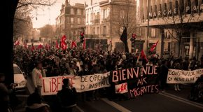 Bordeaux : mobilisation réussie en soutien aux migrants