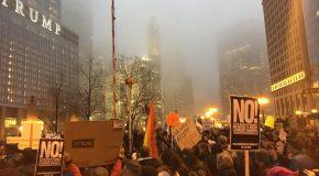 États-Unis – Disrupt J20 : aperçu des mobilisations anti-Trump du 20 janvier en vidéo