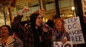 """États-Unis : « Disrupt J20 », J-6 – mobilisation antifa contre le """"Deploraball"""""""