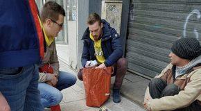 Angers : les Identitaires de «Génération Solidaire» se mettent en scène sur Facebook