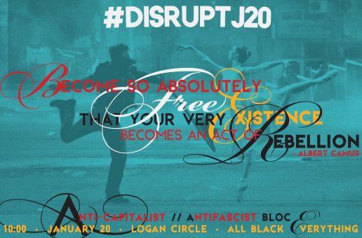 États-Unis : «Disrupt J20», la mobilisation antifa contre l'investiture de Trump