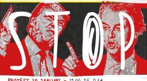 États-Unis : « Disrupt J20 », J-1 : les antifas néerlandais-e-s appellent à manifester
