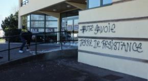 Haute-Savoie : quand le FN monter son vrai visage…