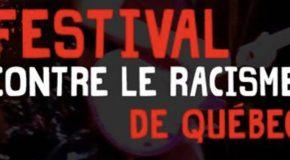 Québec : premier festival contre le racisme