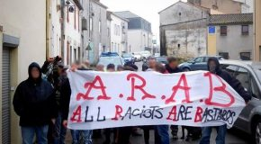 Poiré sur Vie (Vendée) : compte rendu de la manifestation anti-FN