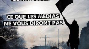 Week end d'action contre la venue du FN à Nantes : ce que les médias ne vous diront pas