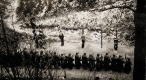 21 février 1944 : exécution des membres du groupe Manouchian