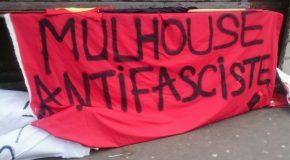 Mulhouse : mobilisation contre la venue de Jean Marie Le Pen