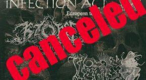 Saint-Etienne : un concert de Black Métal néo-nazi à nouveau annulé