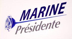 «La rose épée du FN» : analyse du logo de Marine Le Pen