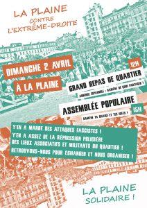 Marseille : La Plaine solidaire ! @ Marseille | Provence-Alpes-Côte d'Azur | France