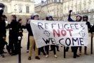 Rennes : le GUD défile contre les migrants