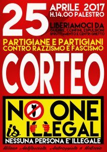 Milan: No One Is Illegal @ Milano | Lombardia | Italie
