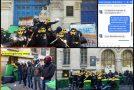 Paris : Quand l'Action Française s'essaye au déblocage
