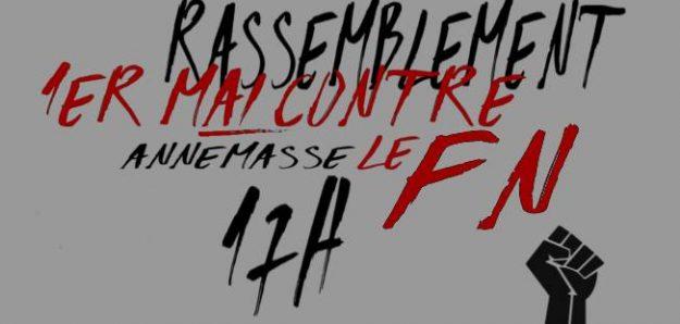 Annemasse : Sortons le FN ! Rassemblement populaire @ Annemasse | Auvergne-Rhône-Alpes | France