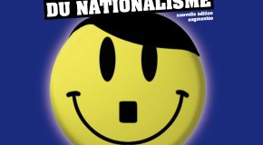 """2ème édition de notre brochure """"Les nouveaux masques du nationalisme"""", revue et augmentée"""