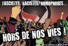 Tours : Deux organisations d'extrême-droite attaquent les étudiant-es mobilisé-es contre la réforme des retraites
