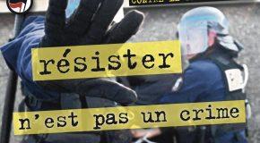 Répression féroce en période électorale (Résistons Ensemble n°163)